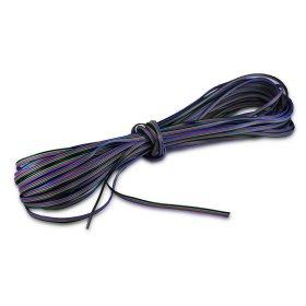 Cable RGB de 18 AWG para luces LED RGB, 1m