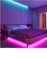 Tiras LED interior RGB