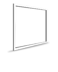 Marco Luminoso LED 60x60cm