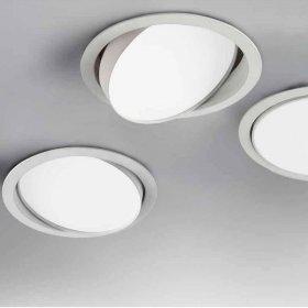 Downlight orientable 18W Blanco 3000/4000K